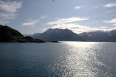 Nordkap, Hurtigruten und Lofoten: Bei Øksfjord
