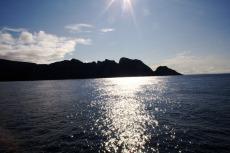 Nordkap, Hurtigruten und Lofoten: Im Øksfjord