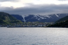 Nordkap, Hurtigruten und Lofoten: Skjervøy