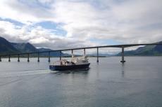 Nordkap, Hurtigruten und Lofoten: Bei Risøyhamn