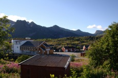 Nordkap, Hurtigruten und Lofoten: Hotel Nyvågar