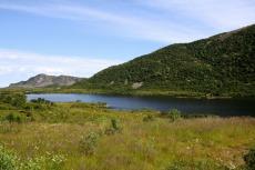 Nordkap, Hurtigruten und Lofoten: Torvdalsvatnet