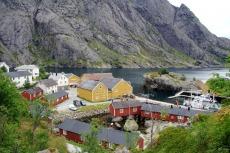 Nordkap, Hurtigruten und Lofoten: Nusfjord