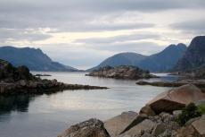 Nordkap, Hurtigruten und Lofoten: Bei Henningsvær