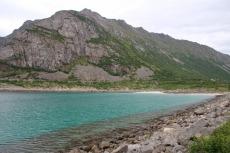 Nordkap, Hurtigruten und Lofoten: Bucht bei Henningsvær