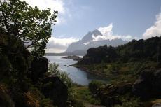 Nordkap, Hurtigruten und Lofoten: Bei Ørsvågvær