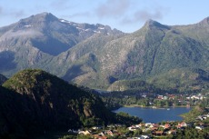 Nordkap, Hurtigruten und Lofoten: Das Hinterland von Svolvær