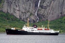 Nordkap, Hurtigruten und Lofoten: MS Nordstjernen im Raftsund