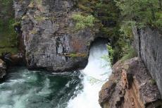 Nordkap, Hurtigruten und Lofoten: Abisko Canyon