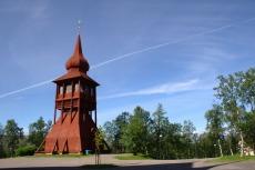 Nordkap, Hurtigruten und Lofoten: Kirche von Kiruna