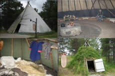 Nordkap, Hurtigruten und Lofoten: Themenpark Sápmi