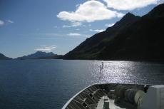 Nordkap, Hurtigruten und Lofoten: Im Raftsund