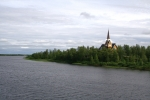 Nordkap, Hurtigruten und Lofoten: Karesuando (Grenze Schweden-Finnland)