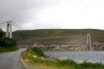 Nordkap, Hurtigruten und Lofoten: Kvalsund-Brücke