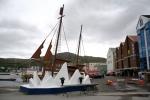 Nordkap, Hurtigruten und Lofoten: Eismeerkutter im Packeis
