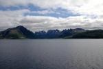 Nordkap, Hurtigruten und Lofoten: Im Sortlandsund