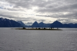 Nordkap, Hurtigruten und Lofoten: Insel im Hadselfjord