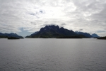 Nordkap, Hurtigruten und Lofoten: Raftsundbrücke (links)