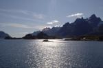 Nordkap, Hurtigruten und Lofoten: Raftsund