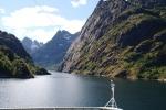 Nordkap, Hurtigruten und Lofoten: Blick in den Trollfjord