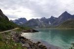 Nordkap, Hurtigruten und Lofoten: Flakstadpollen