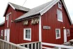 Nordkap, Hurtigruten und Lofoten: Privater Stockfischvorrat