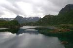 Nordkap, Hurtigruten und Lofoten: Sløverfjord