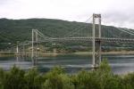 Nordkap, Hurtigruten und Lofoten: Tjeldsund-Brücke