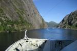 Nordkap, Hurtigruten und Lofoten: Wendemanöver im Trollfjord