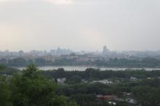 Blick über Peking
