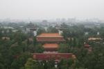 Blick aus dem Jingshan-Park