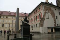 Prager Burg - Innenhof