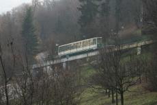 Petřín-Standseilbahn
