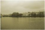 Prager Neustadt von der Kleinseite aus