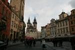 Altstädter Rathaus und Teynkirche