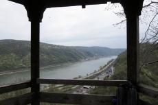 Rheinburgenweg #4 - Blick auf Kaub