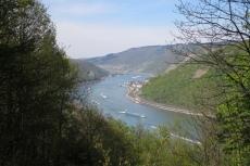 Rheinburgenweg #4 - Assmannshausen