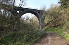 Rheinburgenweg #2 - Hohe Brücke in Bassenheim
