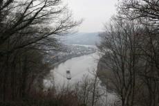 Rheinburgenweg #2 - Die Mosel bei Lay
