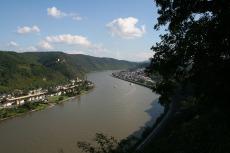 Rheinburgenweg #3 - Feindliche Brüder über Kamp-Bornhofen