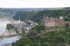 Rheinburgenweg #3 - Burg Rheinfels