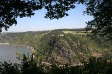 Rheinburgenweg #3 - Blick auf die Loreley