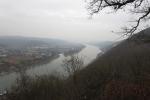 Rheinburgenweg #2 - Die Lahnmündung
