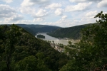 Rheinburgenweg #3 - Rhein bei Fellen