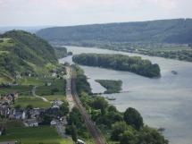 Rheinsteig #4 - Blick vom Rheinbrohler Ley