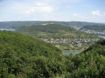 Rheinsteig #9 - Vierseenblick