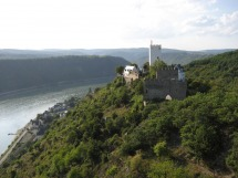 Rheinsteig #9 - Burg Sterrenberg
