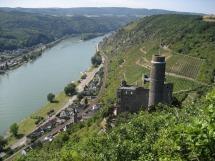 Rheinsteig #10 - Burg Maus