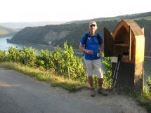 Rheinsteig #11 - Selbstbedienungs-Weinstand