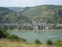 Rheinsteig #12 - Bacharach